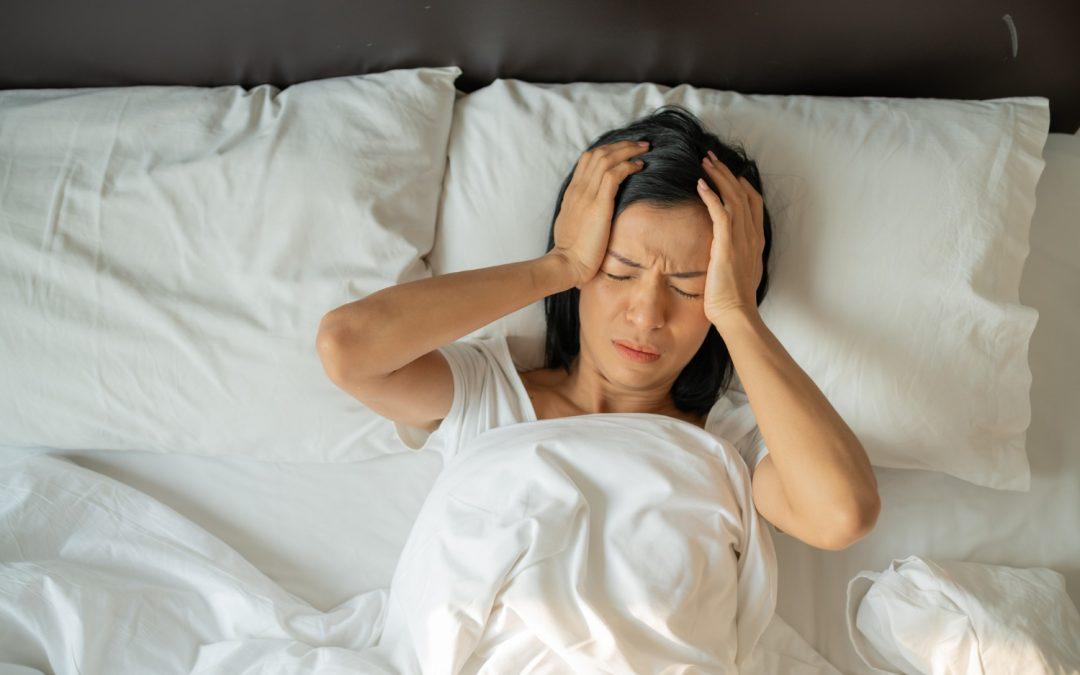 Insomnio y la higiene de sueño